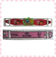 soft pvc wrist straps