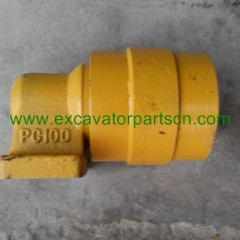 PC100 carrier roller for excavator