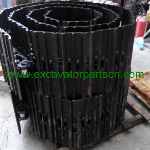 PC60-5 track link ass'y for excavator