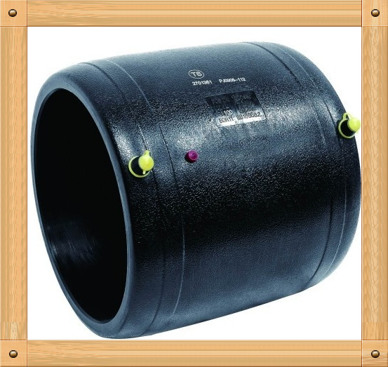 2013 hot sale HDPE Electrofusion Coupler from China