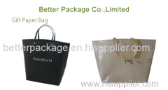 gift shopping paper bags