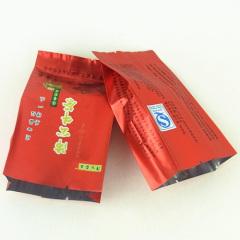 Small Side Gusset Foil Custom Printed Tea Bags