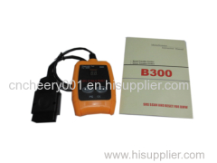 Memoscanner B300 SRS scan & Reset Tool for BMW
