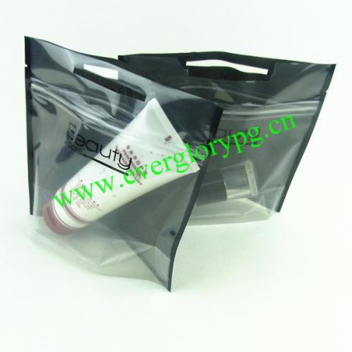 toner package stand up plastic zipper bag