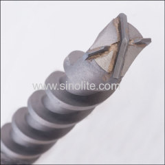 Max shank hammer drill bits X type carbide