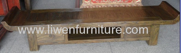 Classical natural Tv cabinet