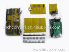 UPA USB Serial Programmer UUSP with full Adaptor