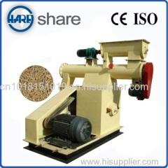wood pelllet produce machine
