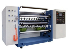 Paper /Foil Slitting And Rewinding Machine