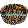 Pet Dog House For Zebra Stripe