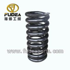 helical large diameter compression spring