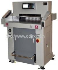 digital display hydraulic paper cutter