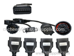 Truck Cables for Multi-cardiag M8 CDP Plus 3 in 1