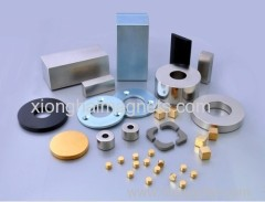 Buy china magnet with sintered Neodymium (NdFeB) Permanent Magnets