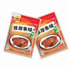 Printed plastic grocery bag for shopping china made