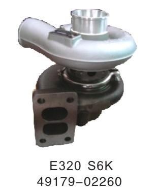 E320 S6K TURBOCHARGER FOR EXCAVATOR