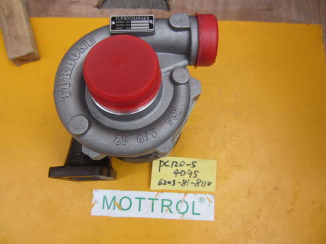 4D95 PC120-5 TURBOCHARGER FOR EXCAVATOR