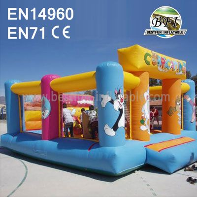 Magic Jump Bouncing House