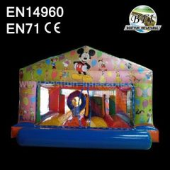 Mickey Inflatable Bounce House