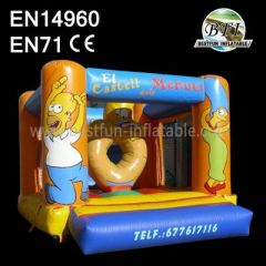 Commercial Inflatables Jumpy House