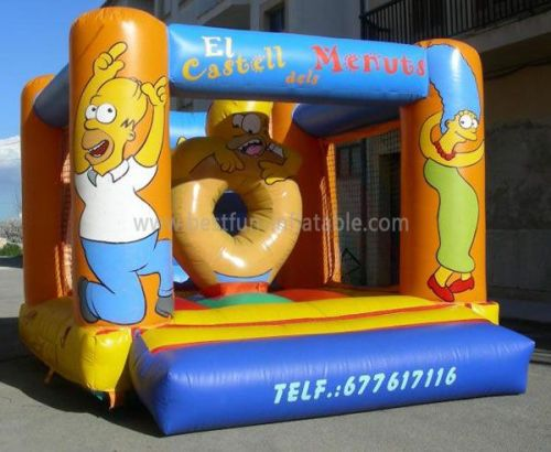 Hire Inflatable Jumpy House Indoor