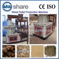 bark hay pellet mill