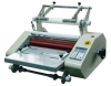 Automatic hot and cold roll laminator machine