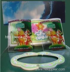 Thermal transfer films for plastic photo frame