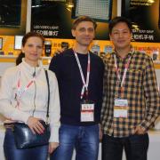 China Sourcing Fair at Oct. 2012 at HK