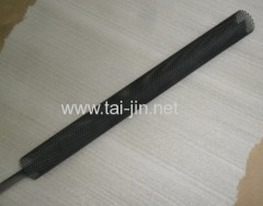 Coiled MMO Coated Titanium Diskrete Anode