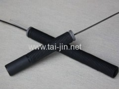 Variety of Shapes and Specification of Coiled Titanium Discrete Anode
