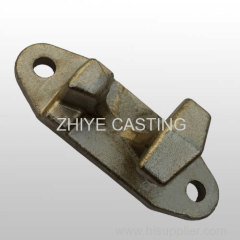stainless steel the lock seat silica sol casting