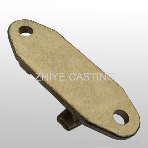 the lock seat silica sol casting stainless steel