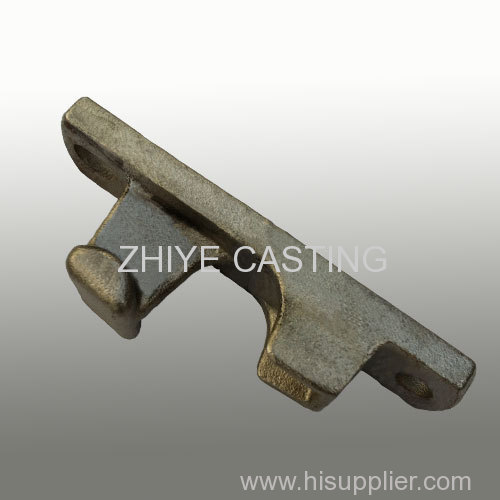 the lock seat stainless steel silica sol casting