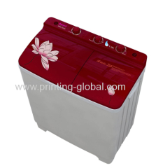 Heat Transfer Printing For Washing Machine