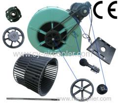 1.5KW 220V 50HZ / 60HZ centrifugal air cooler