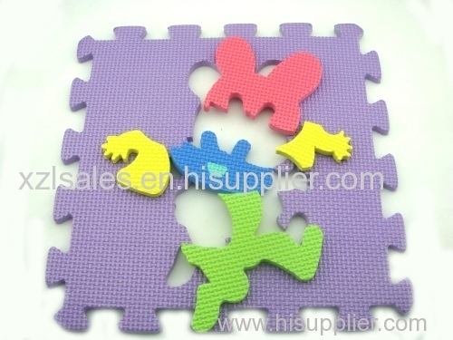 Floor mats, Kids Intelligence Toy(animal)