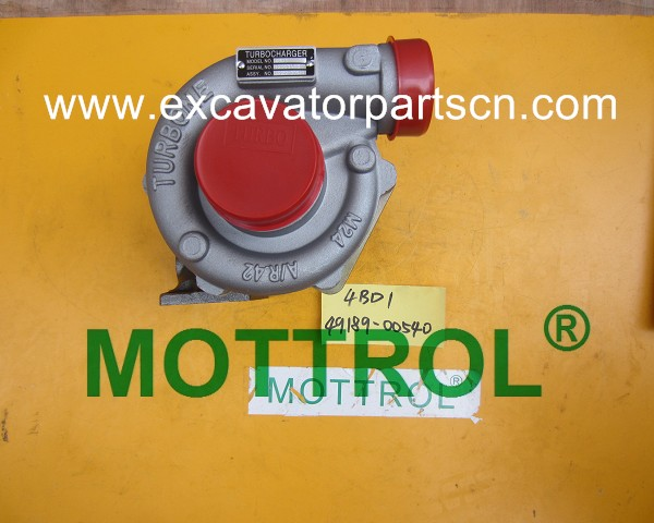 4BD1 THRBOCHARGER FOR EXCAVATOR