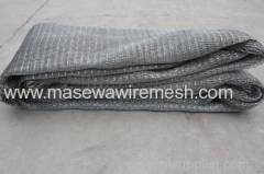 stainless steelwoven rope mesh