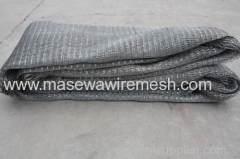 不織布ステンレス鋼ロープ メッシュ