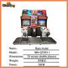 Fast speed amusement indoor car racing game machine MR-QF003-1