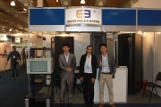 NETCOM  2013 exhibition in Paulo.Brazil from 27th to 29th Aug,