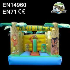 Jungle Jumping Castles For Sale