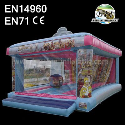 Inflatable Party Rentals Bouncy
