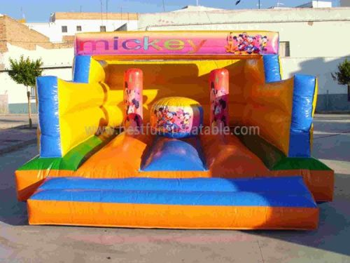Mickey Bounce Inflatables Spacewalks