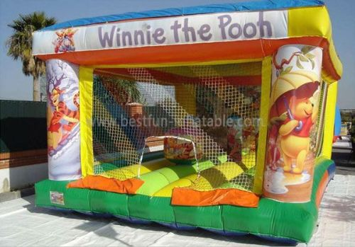 Winnie The Pooh Commercial Inflatable Fun