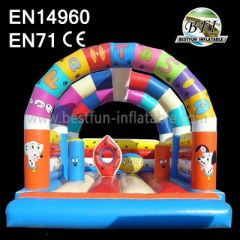 Dalmatian Inflatable Fun Bounce Houses