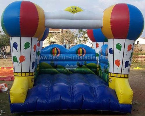 Balloon Commercial Adult Bouncy Castle Hire