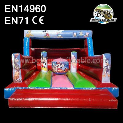 Mickey Adult Bouncy Castle Hire