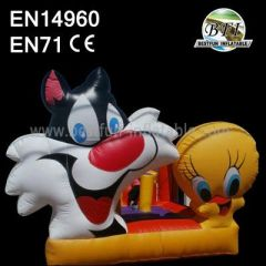 Disney Bouncycastle Outdoor Inflatables